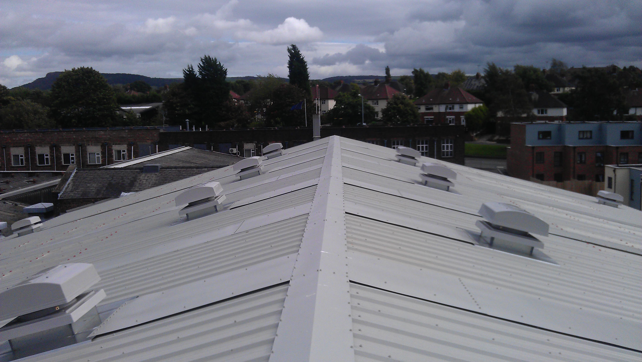 Commercial Industrial And Agricultural Roofing